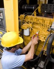 Electrician generator